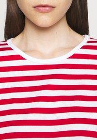 Marimekko - PITKÄHIHA  - Long sleeved top - white/red - 5