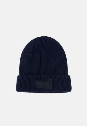 PULL ON HAT UNISEX - Mütze - navy