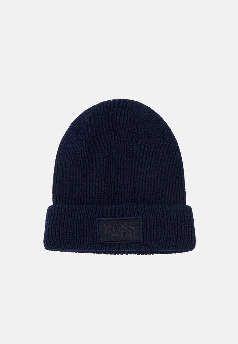 BOSS Kidswear - PULL ON HAT UNISEX - Beanie - navy