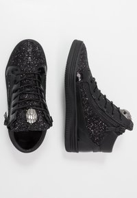 Kurt Geiger London - JACOBS - Sneakersy wysokie - black - 1