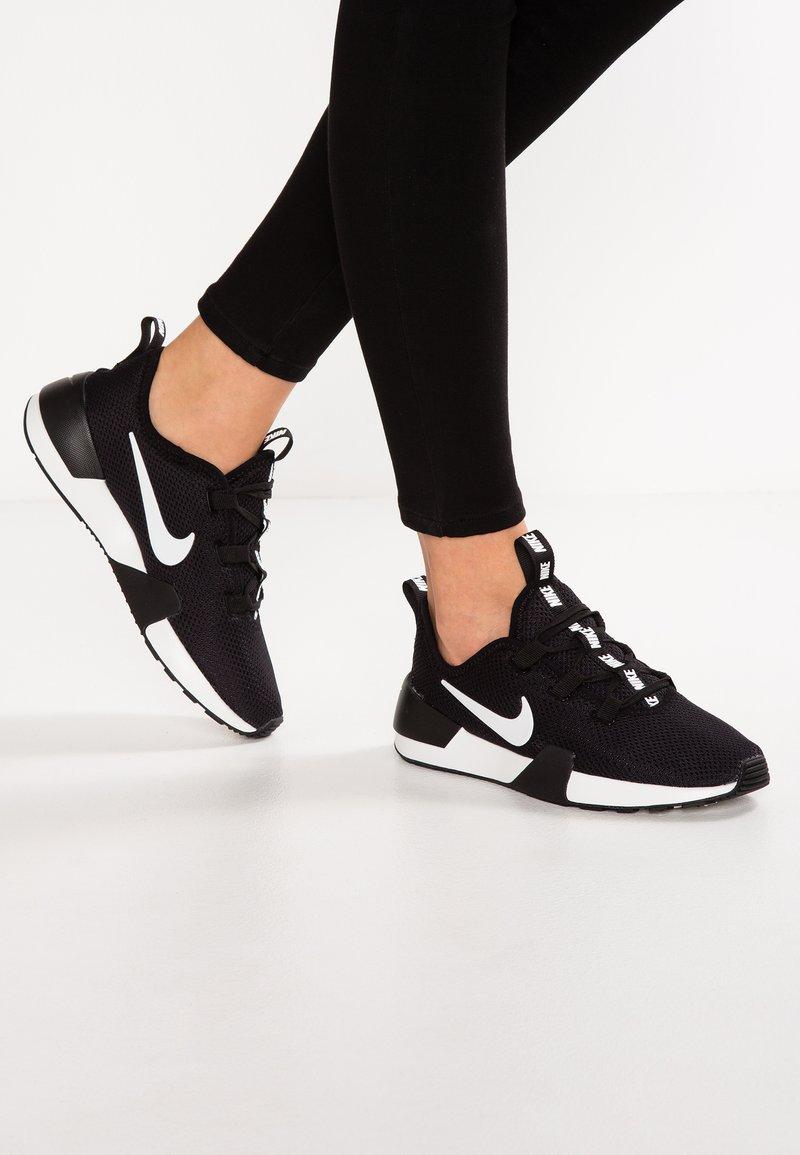 Nike Sportswear - ASHIN MODERN - Trainers - black/summit white