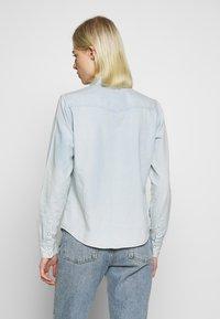 Lee - REGULAR WESTERN - Skjorte - summer blue - 2