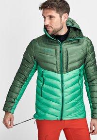 Mammut - BROAD PEAK  - Winter jacket - deep emerald-woods - 3