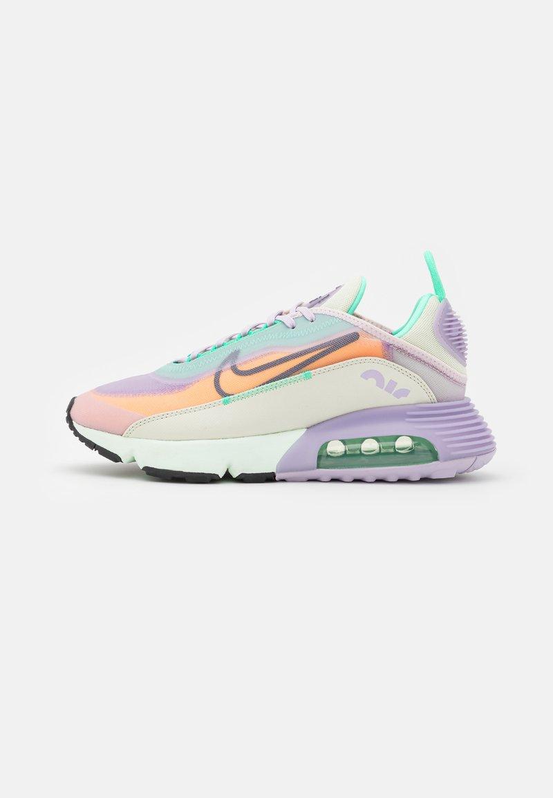 Nike Sportswear - AIR MAX 2090 - Joggesko - infinite lilac/dark smoke grey/sea glass/laser orange/green glow/barely rose