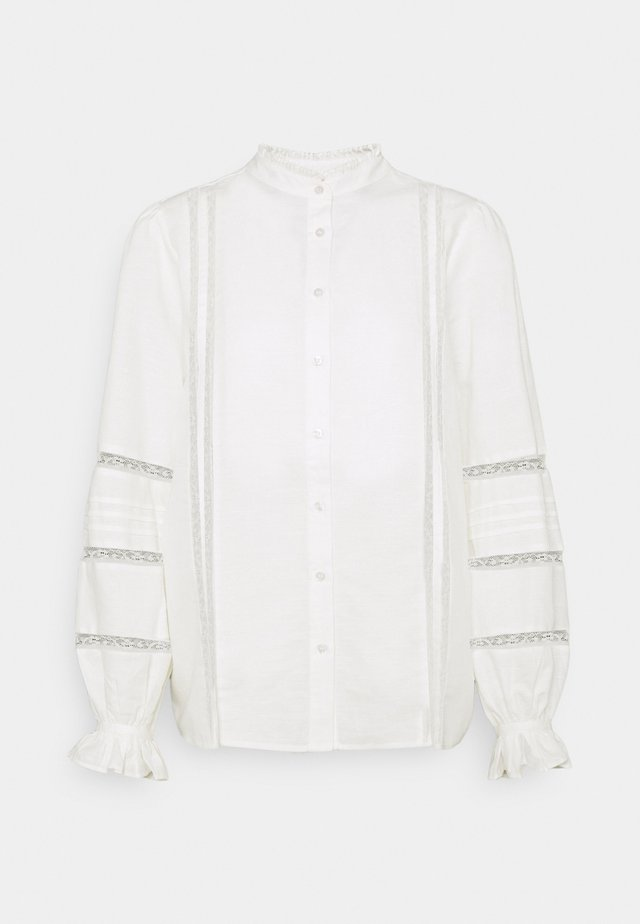 ABBY  - Blouse - ivory
