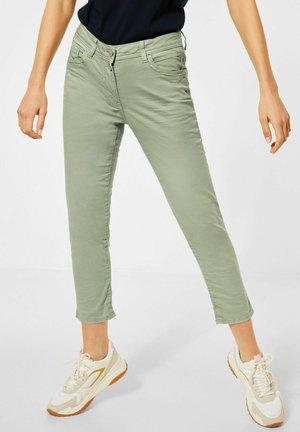 Pantaloni - grün