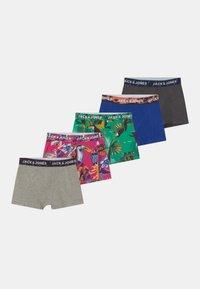 Jack & Jones Junior - JACJOHNNY 5 PACK  - Pants - multi-coloured - 0