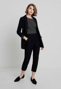 AllSaints - ALEIDA TROUSER - Trousers - black - 1