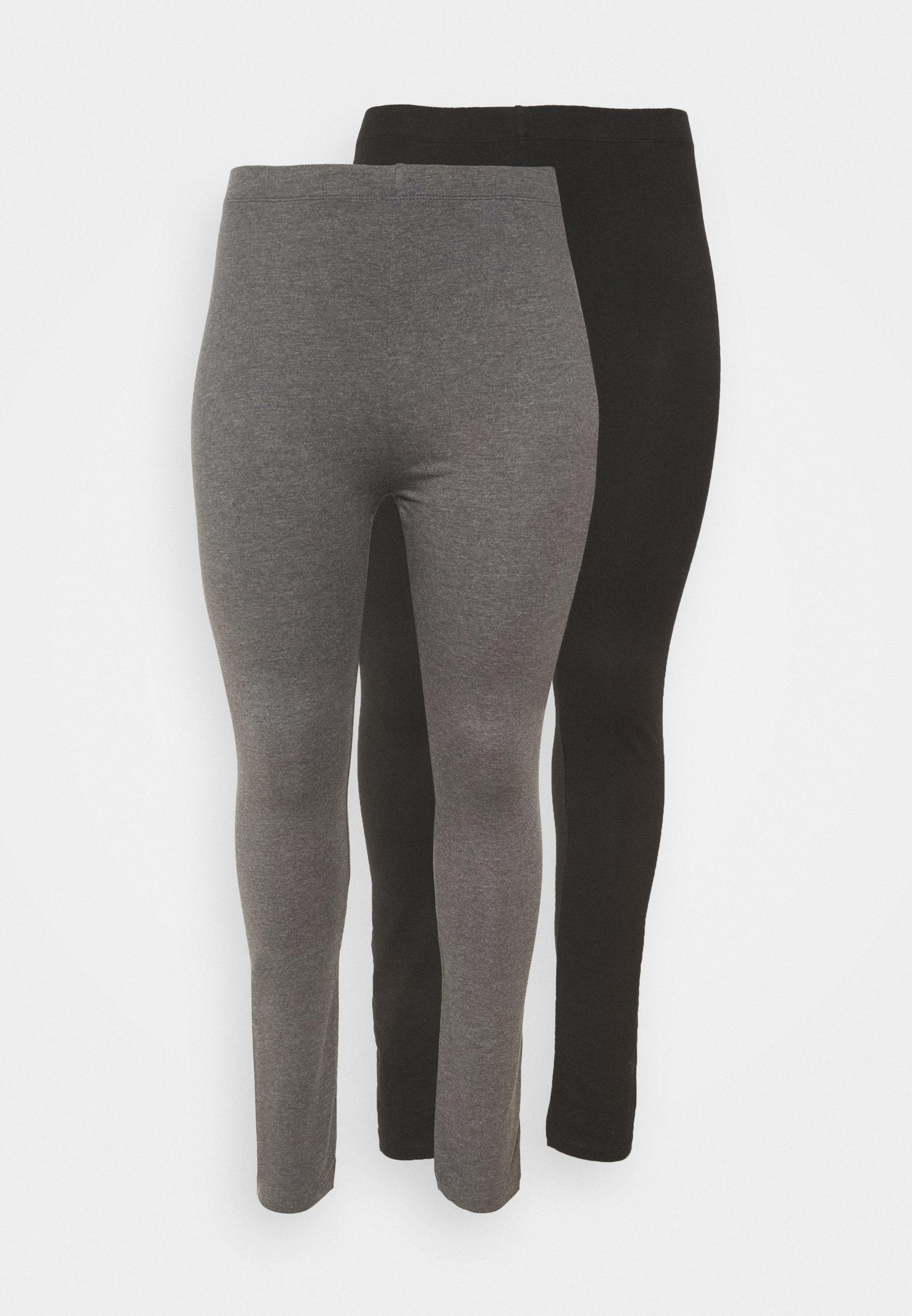 Women 2 PACK - Leggings - Trousers