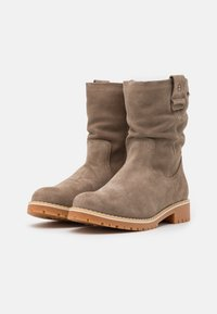 Tamaris - Classic ankle boots - taupe - 2