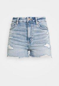 American Eagle - Denim shorts - bright - 3