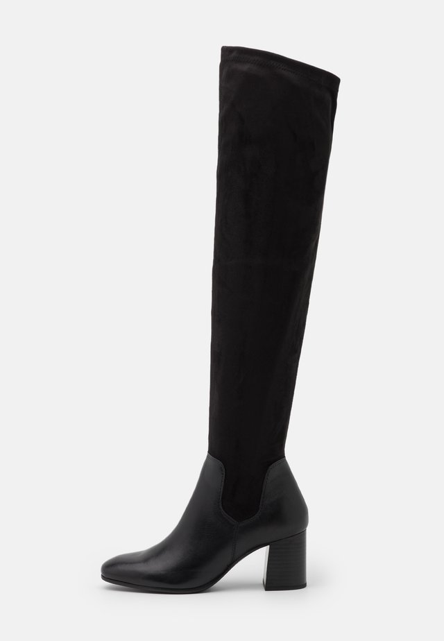 BOOTS - Cuissardes - black