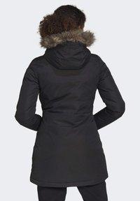 adidas Performance - XPLORIC PARKA - Winter coat - black - 1