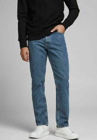 Jack & Jones - Jeans straight leg - blue denim - 0
