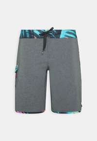 Billabong - PRO - Plavky - grey heather - 2