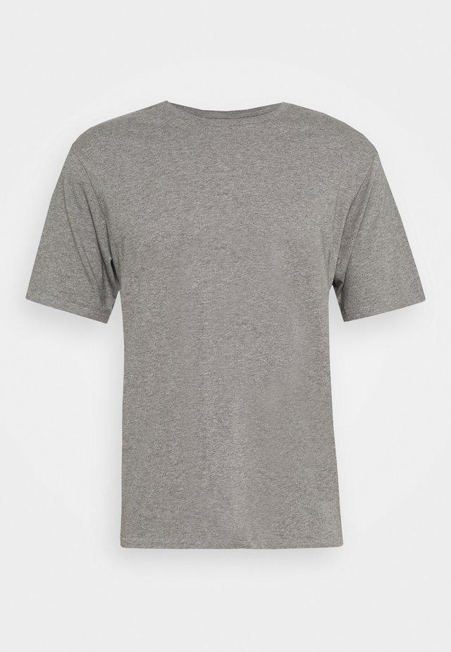 ROAD TO REGENERATIVE LIGHTWEIGHT TEE - T-shirt basique - feather grey