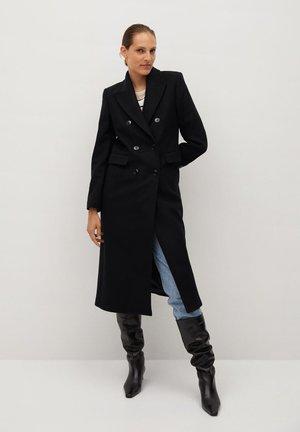 Manteau classique - zwart