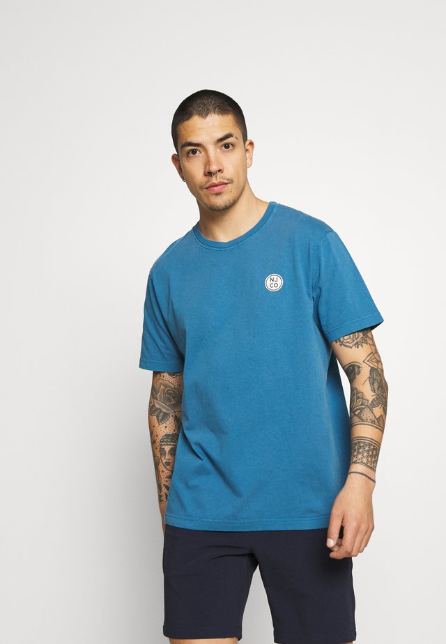 UNO - Basic T-shirt - sky blue
