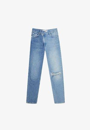 CROSSOVER - Jeansy Straight Leg - light blue