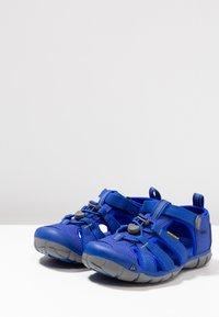 Keen - SEACAMP II CNX - Chodecké sandály - bright blue - 3