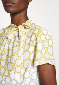 s.Oliver BLACK LABEL - Blouse - light yellow - 5