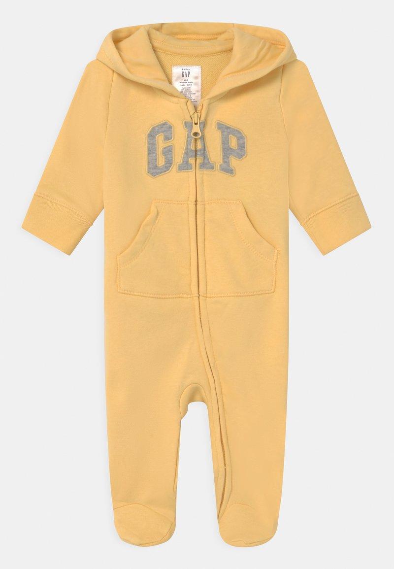 GAP - LOGO UNISEX - Jumpsuit - havana yellow