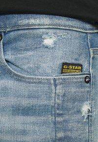 G-Star - LANCET SKINNY - Jeans Skinny Fit - vintage cool aqua - 4