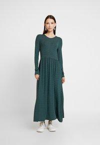 Samsøe Samsøe - LEAH DRESS - Maxi dress - dark green - 0