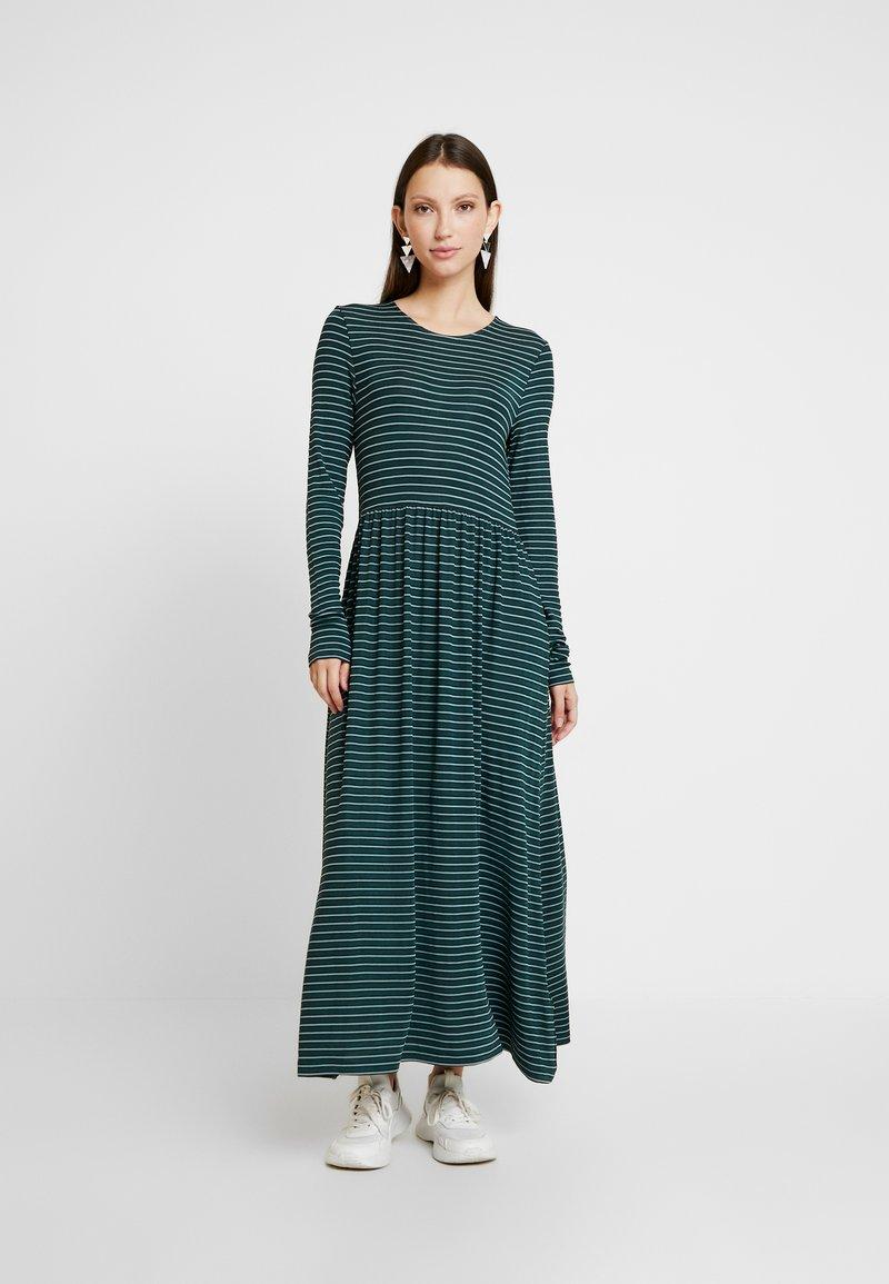 Samsøe Samsøe - LEAH DRESS - Maxi dress - dark green