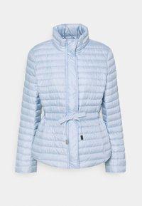 ECO PUFFR - Down jacket - pastel blue