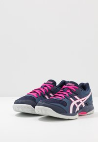 ASICS - GEL ROCKET 9 - Volleyball shoes - peacoat/white - 2