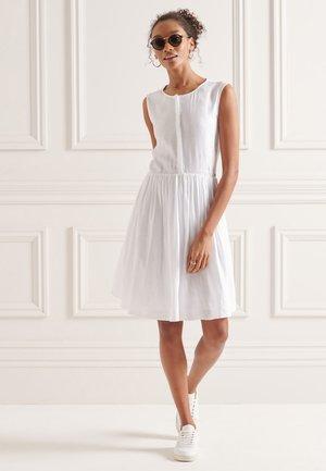 TEXTURED - Day dress - optic