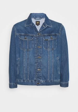 RIDER JACKET - Jeansjacke - washed camden
