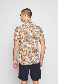 Gianni Lupo - HAWAIIAN - Shirt - MUD - 2