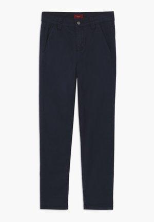 Pantalones - dark blue
