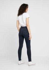 Topshop - JAMIE - Jeans Skinny Fit - blue black - 2