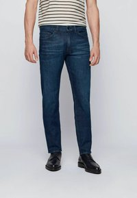 BOSS - TABER+ - Jeans Tapered Fit - dark blue - 0
