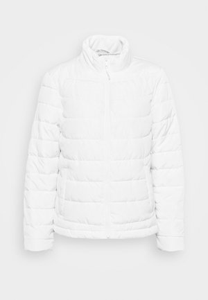 PUFFER JACKET - Light jacket - milk
