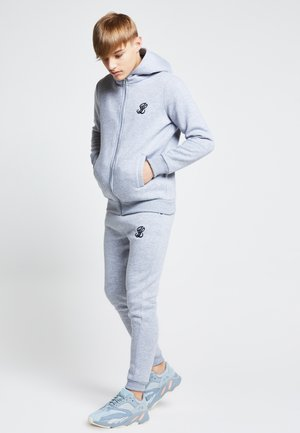 ILLUSIVE LONDON JUNIORS  - Bluza rozpinana - grey marl
