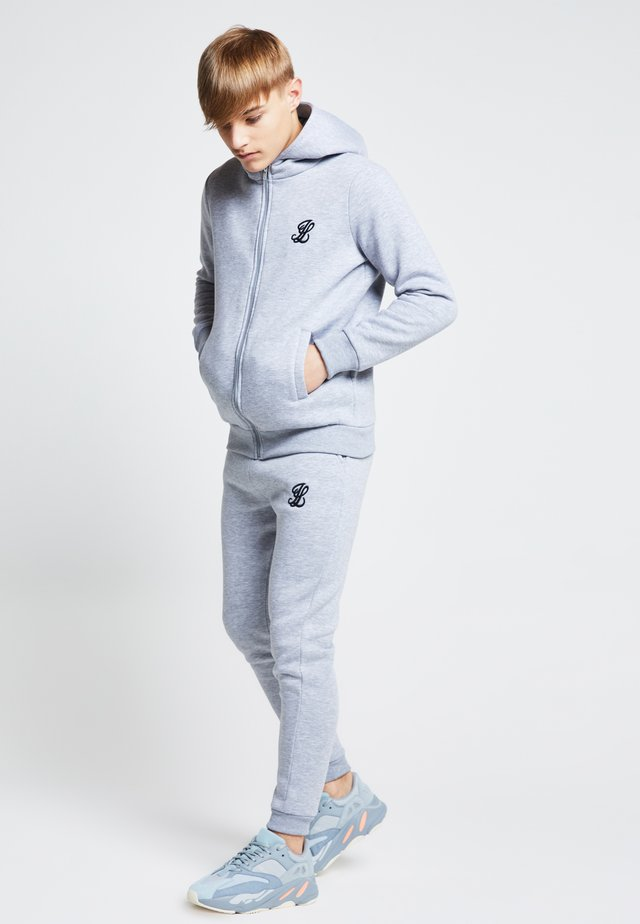 ILLUSIVE LONDON JUNIORS  - Felpa aperta - grey marl