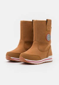 Reima - REIMATEC BOOTS DOME UNISEX - Walking boots - cinnamon brown - 1