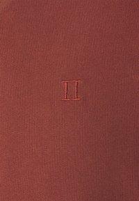 Les Deux - CALAIS - Sweatshirt - rust red - 6