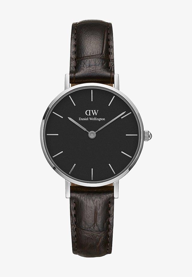 DANIEL WELLINGTON CLASSIC PETITE 28 YORK - Watch - schwarz
