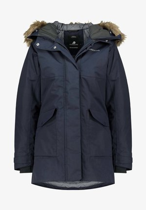 Outdoor jacket - blau