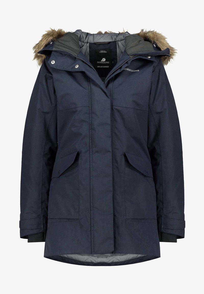 Didriksons - Outdoor jacket - blau