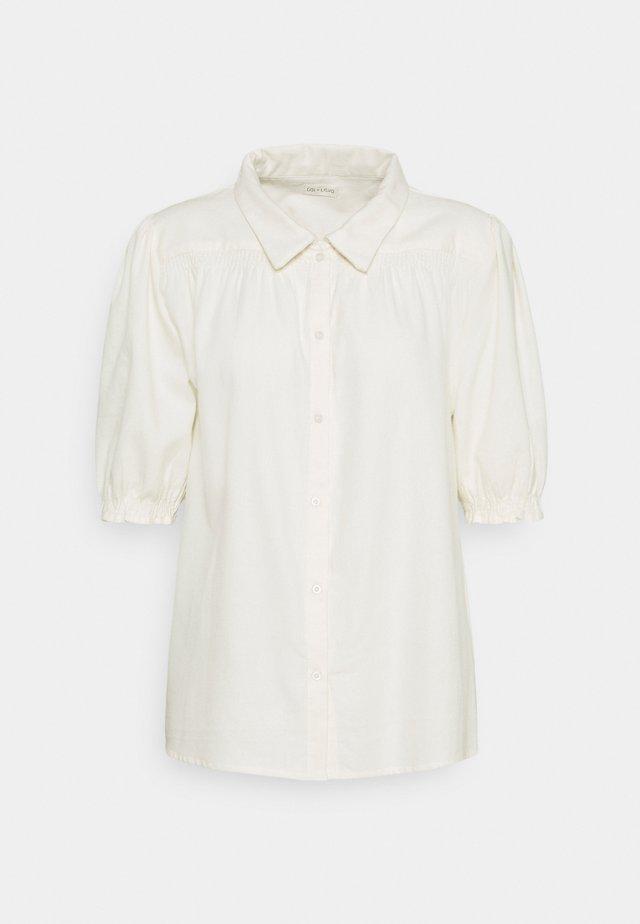 AGNES - Skjorta - pristine