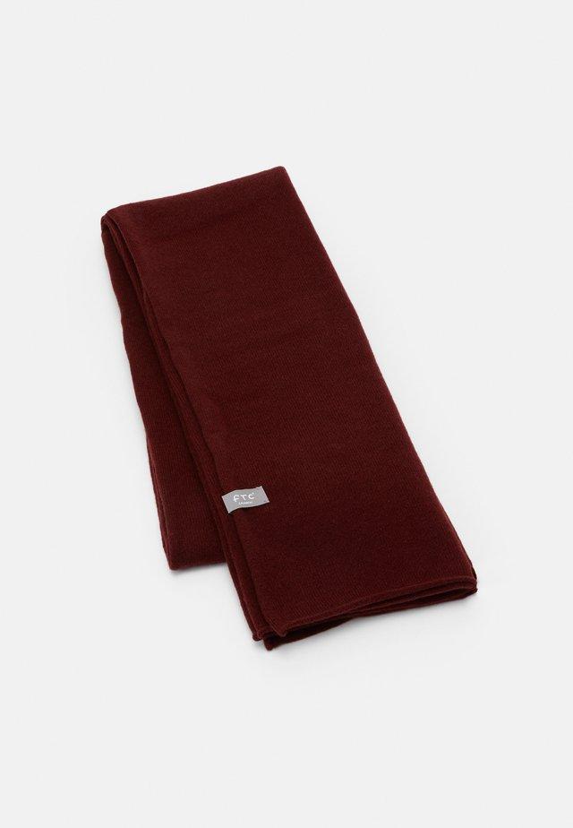 CLASSIC SCARF - Sjal / Tørklæder - bordeux
