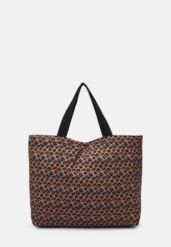 AMAPOLA FOLDABLE BAG - Tote bag - hazel