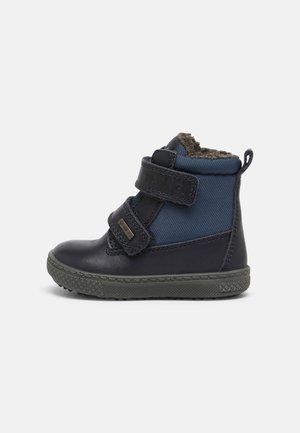 UNISEX - Winter boots - blue/avio