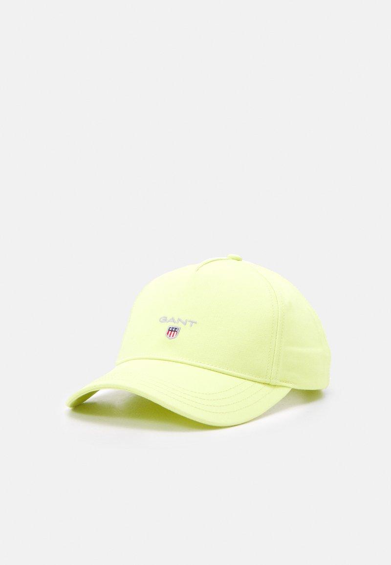 GANT - ORIGINAL SHIELD TEENS UNISEX - Cap - sunny lime
